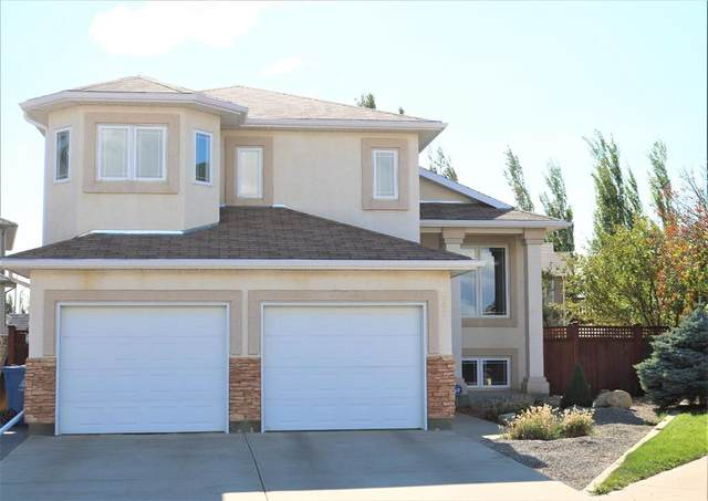307 Squamish Court W, Lethbridge, AB T1K 7Y9 (#A1043200) :: Canmore & Banff