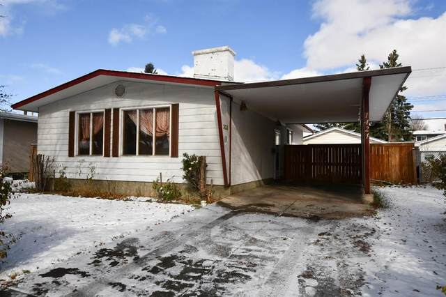 1424 Northmount Drive NW, Calgary, AB T2L 0G2 (#A1043204) :: Canmore & Banff