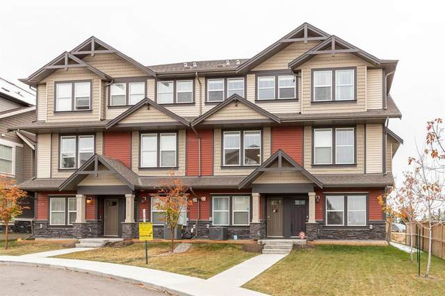 280 Williamstown Close NW #2003, Airdrie, AB T4B 4B6 (#A1043217) :: Canmore & Banff