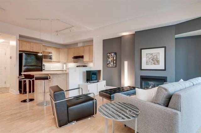 4 14 Street NW #303, Calgary, AB T2N 1Z4 (#A1043269) :: Canmore & Banff