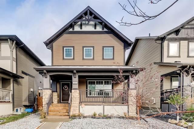 184 Heartland Way, Cochrane, AB T4C 0M5 (#A1043272) :: Western Elite Real Estate Group
