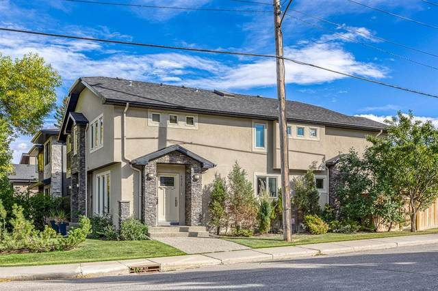 4806 19 Street SW, Calgary, AB T2T 0X9 (#A1043275) :: Canmore & Banff