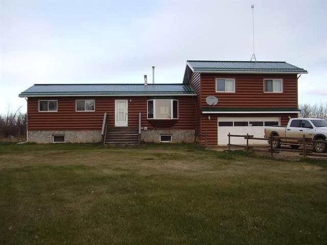 12368 Township Road 1093, Rural Mackenzie County, AB T0H 1N0 (#A1043277) :: Team Shillington | Re/Max Grande Prairie