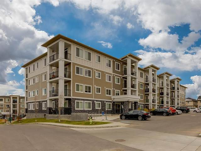 450 Sage Valley Drive NW #2107, Calgary, AB T3R 0J2 (#A1043289) :: Canmore & Banff