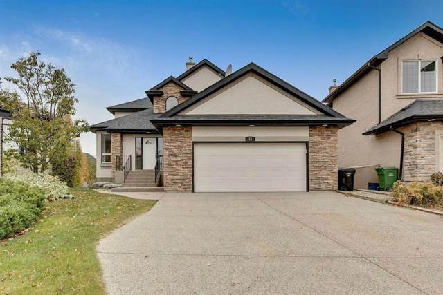 54 Everglade Way SW, Calgary, AB T2Y 4M9 (#A1043303) :: The Cliff Stevenson Group