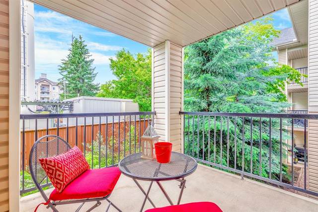 2395 Eversyde Avenue SW #1225, Calgary, AB T2Y 0B5 (#A1043307) :: Canmore & Banff