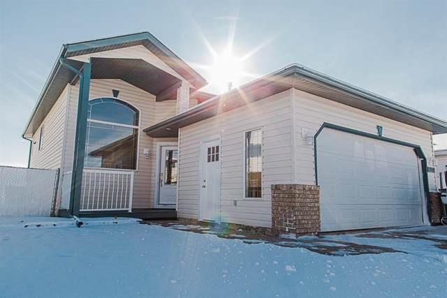 10609 119 Avenue, Grande Prairie, AB T8V 7N5 (#A1043317) :: Canmore & Banff