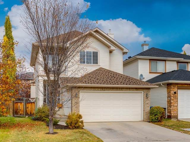 65 Westpoint Gardens SW, Calgary, AB T3H 4M6 (#A1043324) :: Canmore & Banff