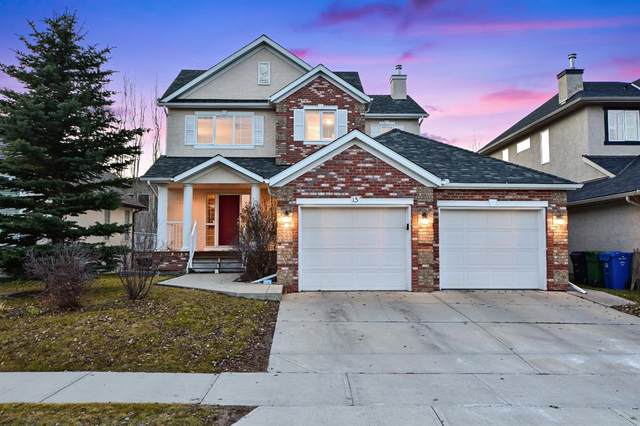 15 Discovery Ridge Lane SW, Calgary, AB T3H 4Y3 (#A1043326) :: Canmore & Banff