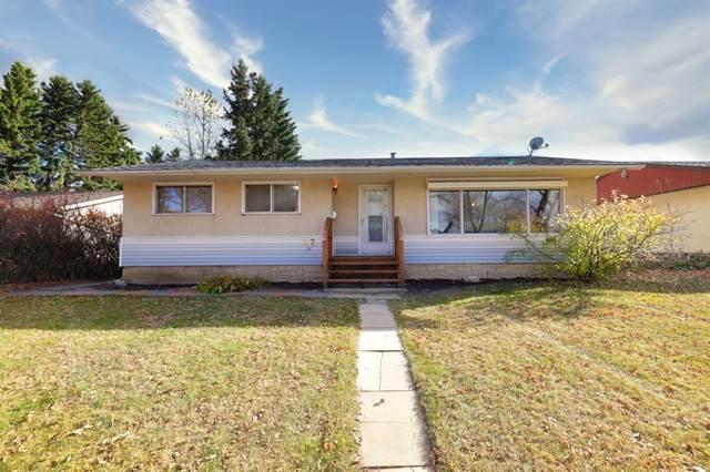 27 Montcalm Avenue, Camrose, AB T4V 2K9 (#A1043328) :: Canmore & Banff