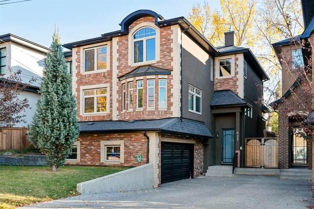 417 29 Avenue NE, Calgary, AB T2E 2O6 (#A1043332) :: Western Elite Real Estate Group