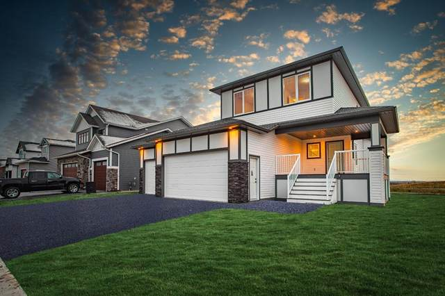 6 Coutts Close, Olds, AB T4H 0G1 (#A1043355) :: The Cliff Stevenson Group