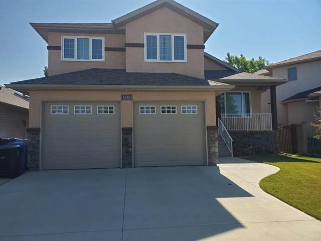105 Grizzly Terrace N, Lethbridge, AB T1H 0E5 (#A1043356) :: Redline Real Estate Group Inc