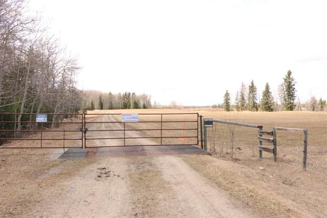 On Range Road 50 Rural Mountain View County, Rural Mountain View County, AB T0M 1X0 (#A1043359) :: Western Elite Real Estate Group