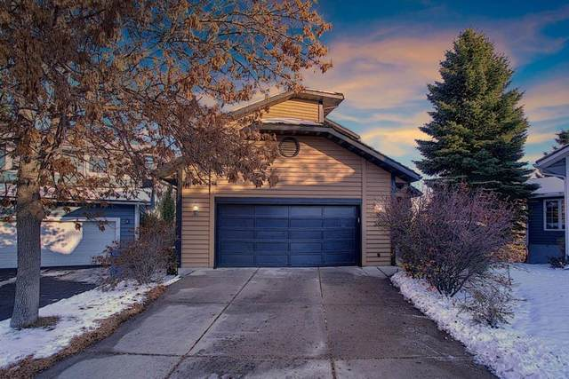 319 Stravanan Bay SW, Calgary, AB T3H 1J8 (#A1043369) :: Canmore & Banff