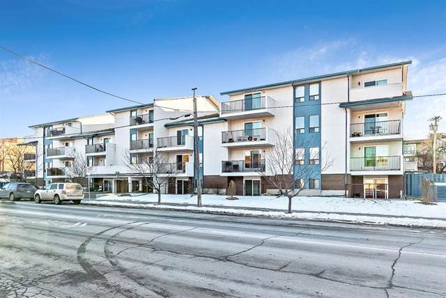647 1 Avenue NE #108, Calgary, AB T2E 0B5 (#A1043373) :: Western Elite Real Estate Group