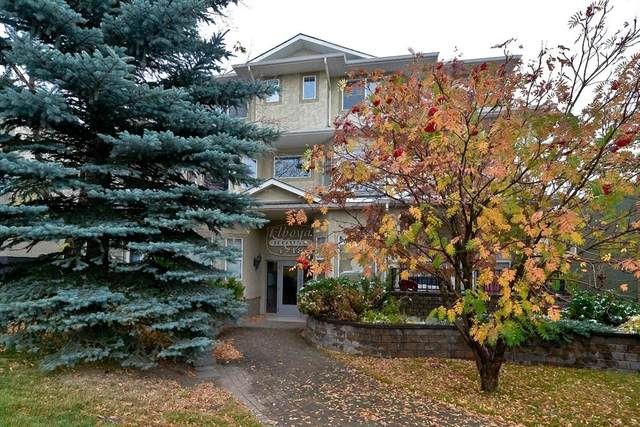 4718 Stanley Road SW #203, Calgary, AB T2S 2R2 (#A1043380) :: Western Elite Real Estate Group