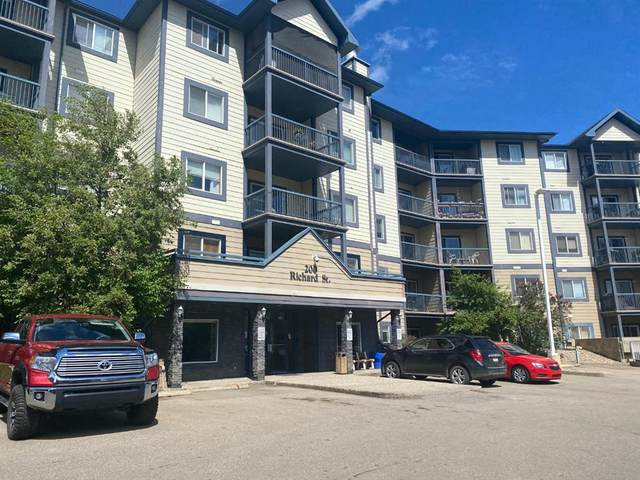 200 Richard Street #542, Fort Mcmurray, AB T9H 5H6 (#A1043387) :: Canmore & Banff