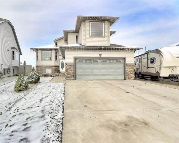 37 Pinnacle Key, Grande Prairie, AB T8W 2V5 (#A1043391) :: Canmore & Banff