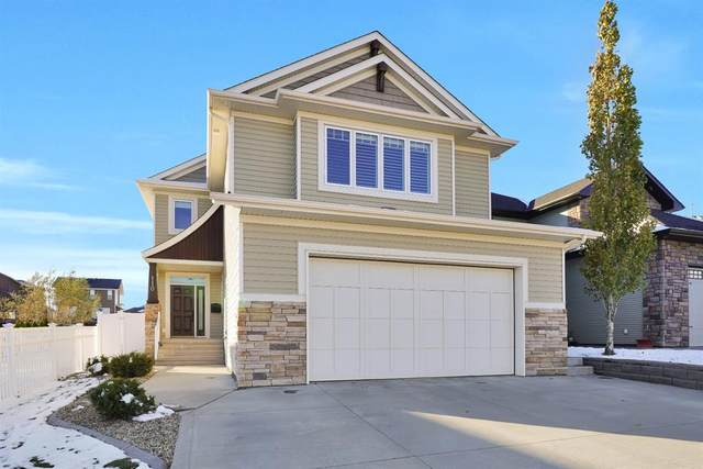 110 Sutherland Close, Red Deer, AB T4R 0L5 (#A1043392) :: Calgary Homefinders