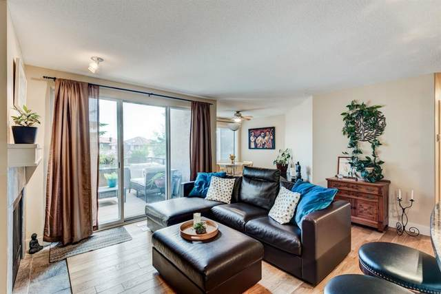 203 Village Terrace SW, Calgary, AB T3H 2L4 (#A1043404) :: Canmore & Banff