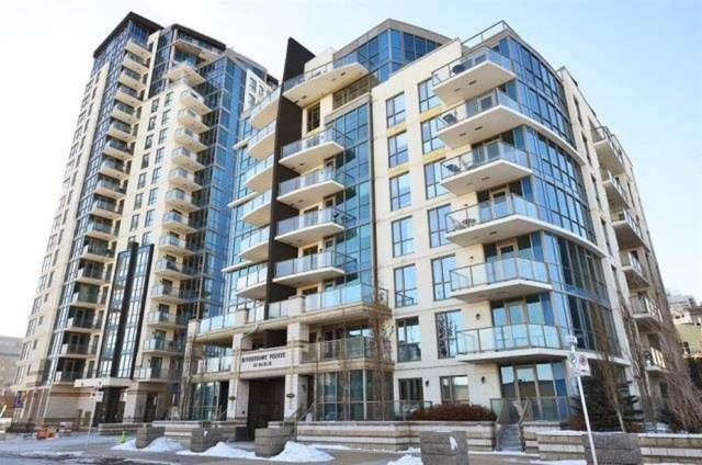 315 3 Street SE #504, Calgary, AB T2G 0S3 (#A1043409) :: Canmore & Banff