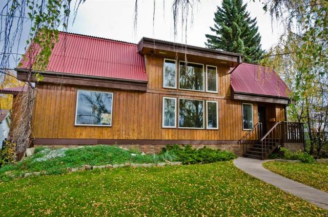 27 Thomas Drive, Strathmore, AB T1P 1C3 (#A1043424) :: Canmore & Banff