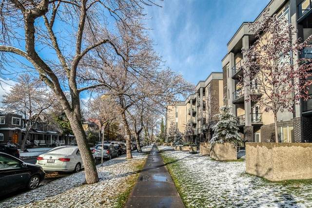 910 18 Avenue SW #210, Calgary, AB T2T 0H1 (#A1043426) :: Canmore & Banff