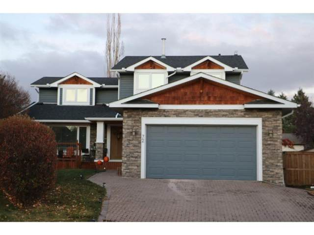 72 Woodbrook Close SW, Calgary, AB T2W 4E9 (#A1043429) :: Canmore & Banff