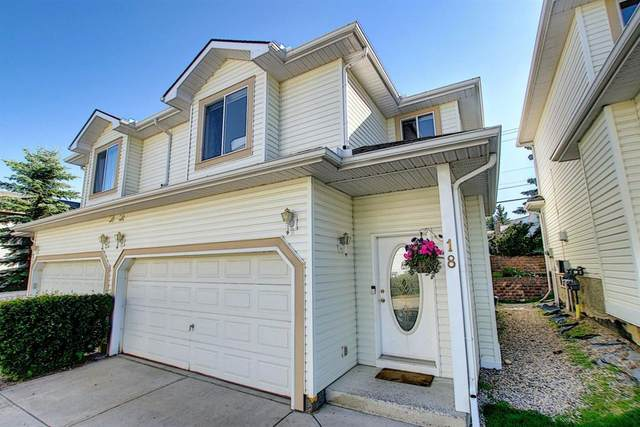 35 Patterson Hill SW #18, Calgary, AB T3H 3L1 (#A1043439) :: Canmore & Banff