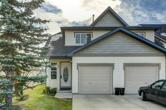 431 Country Village Cape NE, Calgary, AB T3K 5X4 (#A1043447) :: Canmore & Banff