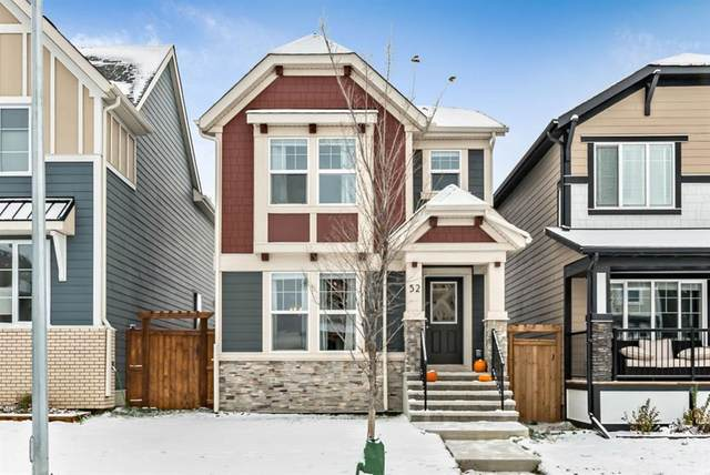 52 Masters Manor SE, Calgary, AB T3M 2R4 (#A1043459) :: Canmore & Banff
