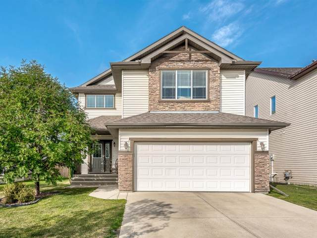 415 Coopers Drive SW, Airdrie, AB T4B 0C8 (#A1043471) :: Calgary Homefinders