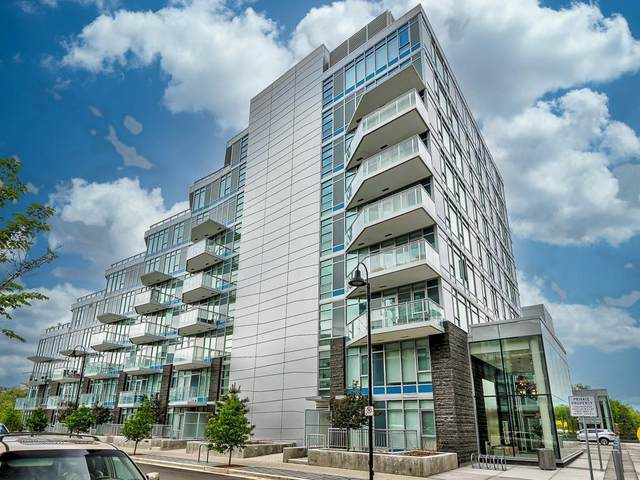 138 Waterfront Court SW #503, Calgary, AB T2P 1L1 (#A1043503) :: Western Elite Real Estate Group