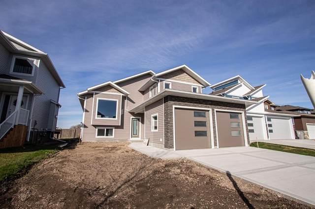 11322 62 Avenue, Grande Prairie, AB T8W 0L3 (#A1043511) :: Team Shillington   Re/Max Grande Prairie