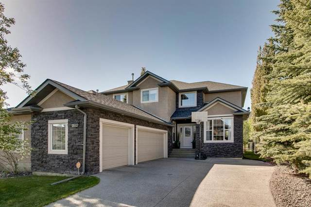 2617 Evercreek Bluffs Way SW, Calgary, AB T2Y 4P5 (#A1043523) :: Western Elite Real Estate Group