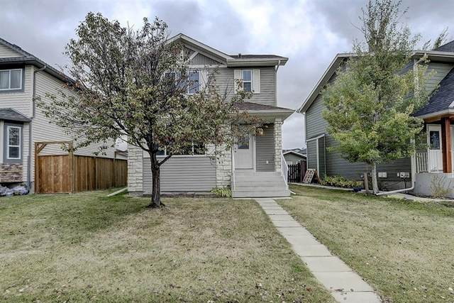 177 Crystal Shores Grove, Okotoks, AB T1S 1Y3 (#A1043530) :: Canmore & Banff