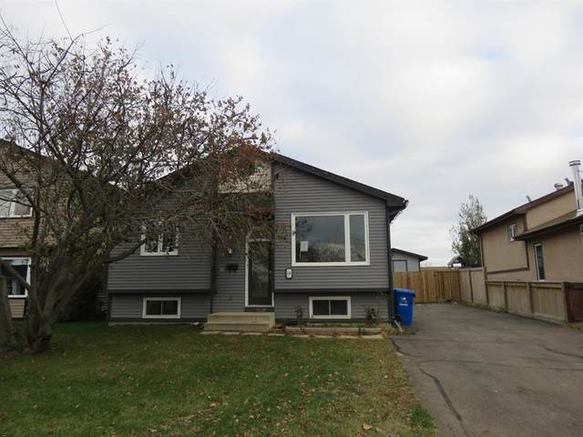 130 Kennedy Crescent, Fort Mcmurray, AB T9K 1M8 (#A1043554) :: Canmore & Banff