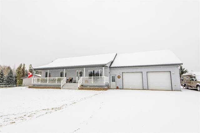 15 705007 Rge Rd64, Rural Grande Prairie No. 1, County of, AB T8W 5C5 (#A1043560) :: Canmore & Banff