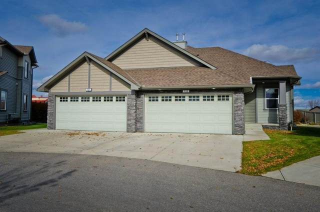 100 Coopers Common SW #122, Airdrie, AB T4B 3C7 (#A1043563) :: Canmore & Banff