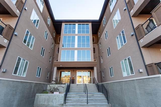 85 Terrace Drive NE #407, Medicine Hat, AB T1C 0B1 (#A1043572) :: Canmore & Banff