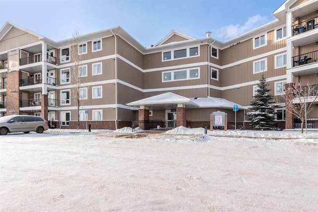 248A Grosbeak Way #403, Fort Mcmurray, AB T9K 0V8 (#A1043579) :: Redline Real Estate Group Inc