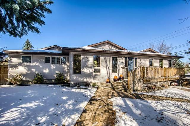 1208 48 Avenue NW, Calgary, AB T2K 0J7 (#A1043580) :: Canmore & Banff