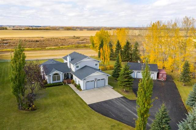 37412 Range Road 280, Rural Red Deer County, AB T4E 1W8 (#A1043581) :: The Cliff Stevenson Group
