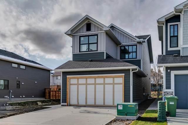 269 Harvest Hills Way NE, Calgary, AB T3K 2L9 (#A1043592) :: Canmore & Banff