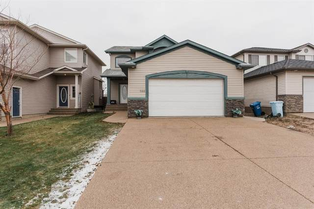 166 Plamondon Way, Fort Mcmurray, AB T9K 0A6 (#A1043593) :: Canmore & Banff