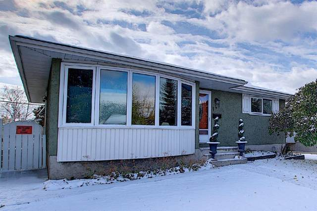 141 Margate Close NE, Calgary, AB T2A 3E5 (#A1043594) :: Canmore & Banff