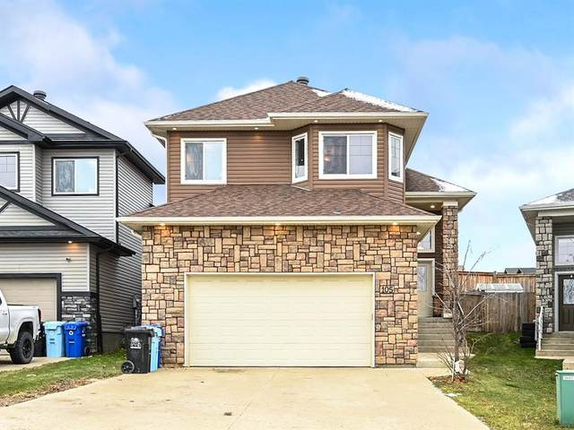 105 Sparrow Hawk Green, Fort Mcmurray, AB T9K 0R6 (#A1043607) :: Canmore & Banff