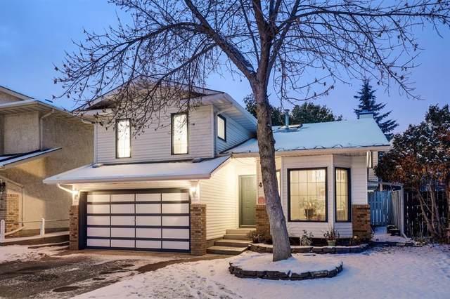 48 Deersaxon Circle SE, Calgary, AB T2J 6R5 (#A1043608) :: The Cliff Stevenson Group