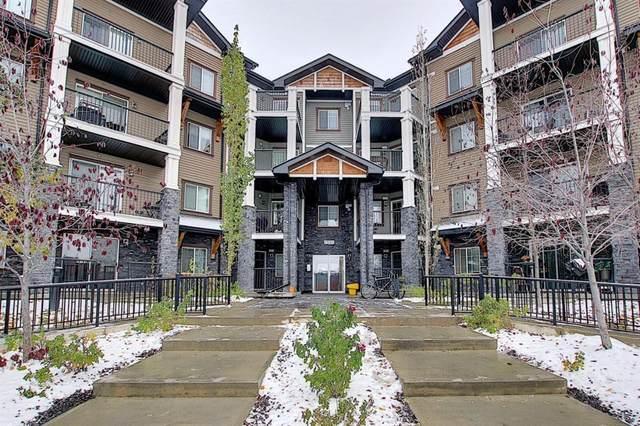 130 Panatella Street NW #1309, Calgary, AB T3K 0M7 (#A1043618) :: Canmore & Banff